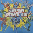 Super Powers T-shirt XL