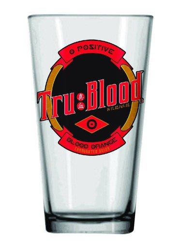 True Blood Logo Pint Glass