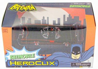 DC HEROCLIX BATMAN CLASSIC TV BATMOBILE