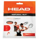 Head NATURAL GUT Power PerfectXmatch  half set 16g color NT