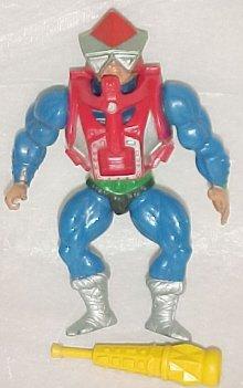 MEKANECK Masters of the Universe He-Man Action Figure VINTAGE TOY MOTU