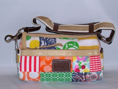 2007 PATCHWORK DEMI SATCHEL