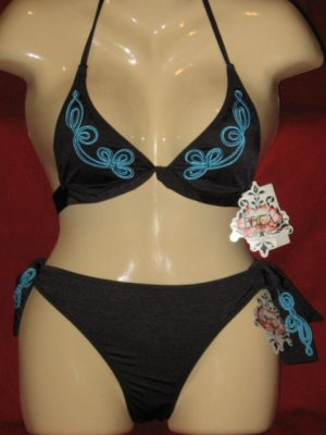 BECCA By REBECCA VIRTUE Bikini 2Piece Swimsuit Size X Small NWT.