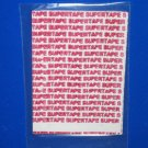 SUPERTAPE TABS SUPERTAPE HAIR EXTENSIONS ( ST ) WEFT  60 TABS ~LACE FRONT WIGS.