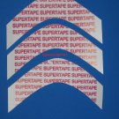 "72 STRIPS SUPERTAPE ""A"" CONTOUR HAIRPIECE TAPE ~LACE WIGS"