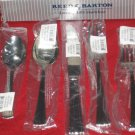 REED & BARTON LUXURY 18/8 STAINLESS WESTWOOD 5PC PL SET NEW IN BOX.