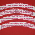 "SUPERTAPE ""C""THIN STICK CONTOUR HAIRPIECE TAPE  36 PIECES ~ LACE WIGS,TOUPEE."