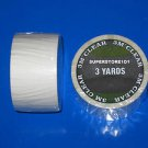 "WALKER 3M CLEAR 1"" X 3YD ( 108"" ) DAILY WEAR 1522 ROLL ~ WIGS,HAIR PIECE."
