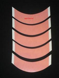 "Walker ""CC"" Contour Sensi -Tack Red Liner  Tape ( 216 Strips ) ~ Wigs & Toupee."