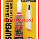 BMB SUPER LACE GLUE FOR PROFESSIONAL USE 4.FL.OZ (CRAZY HOLD)FAST&EASY~LACE WIGS