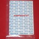 SUPERTAPE TRUE-BLUE LACE TAPE HAIR EXTENSIONS WEFT 60TABS~HAIR EXTENSIONS &WEFT.