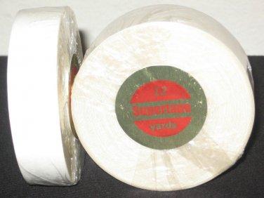 """SuperTape 1"""" x 12 Yard Roll Tape Non Glare ~ Lace Wigs"""