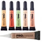 6- L.A. Girl Pro Concealer HD High Definition Liquid Concealer *Pick any Color.