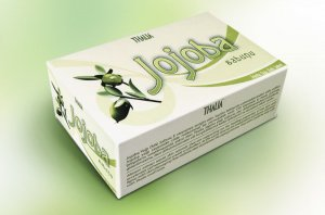 JOJOBA OIL SOAP 125 GR.