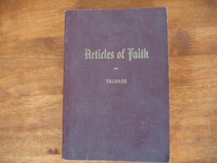 1960 Articles of Faith