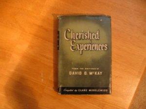 1955 Cherished Experiences