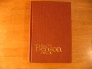 1987 Ezra Taft Benson