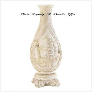 Guardian Angel Wings Vase