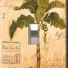 Palm Tree Tropical Single Switchplate Cover