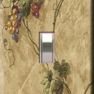 Grapevines on the Wall Single Switchplate Cover