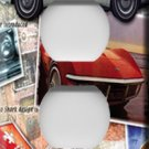 Corvettes Handcrafted Outlet Cover