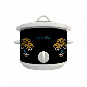 Official NFL Crock-Pot Cook & Carry 2.5 Quart Slow Cooker - Jacksonville Jaguars