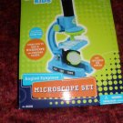 discovery kids microscope set new 23 piece  play ages 8 +