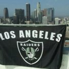 New Los Angeles Raiders 3'x5' Flag