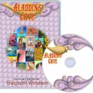 Aladdin&#39;s Cave crafting CDROM