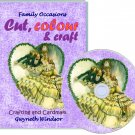 Cut, Colour and Craft CDROM