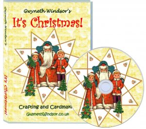 It's Christmas Crafting CDROM