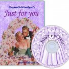 Just for you, wedding stationery and crafting CDROM