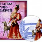 Ladies who lunch Crafting CDROM