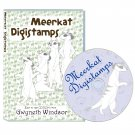 Meercats digistamps Crafting CDROM