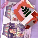 Christmas bears scrap bag kit