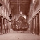 Damascus c. 1925, interior of Great Mosque