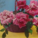 Rose Bowl dated 1931