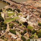 Rochester, Kent, aerial view