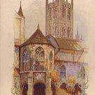 Canterbury Cathedral 1930s