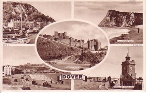 Dover, Kent, Multiview 1950s