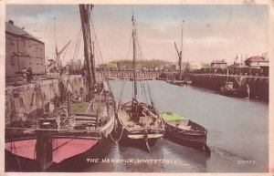 Whistable harbour PU 1950