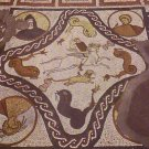 lullingstone Roman Villa, Mosaic floor
