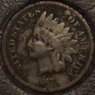 1873 Indian Head Penny Open 3 G+ Free S&H #140