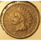 1883 Indian Head Penny G4 #182