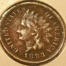 1883 Indian Head Penny VG8 #229