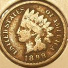 1898 Indian Head Penny G4 #245