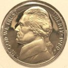 1980-S DCAM Proof Jefferson Nickel PF65 #253