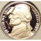 1982-S Jefferson Nickel PROOF DCAM PF65 #349