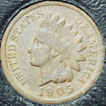 1905 Indian Head Cent G4 #249