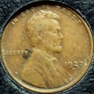 1927-D Lincoln Wheat Penny  F  #879